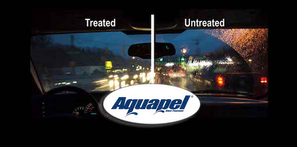 Aquapel treated vs untreated